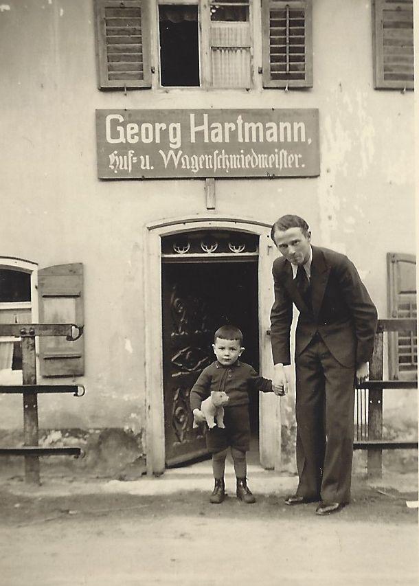22 Hartmann alte Schmiede