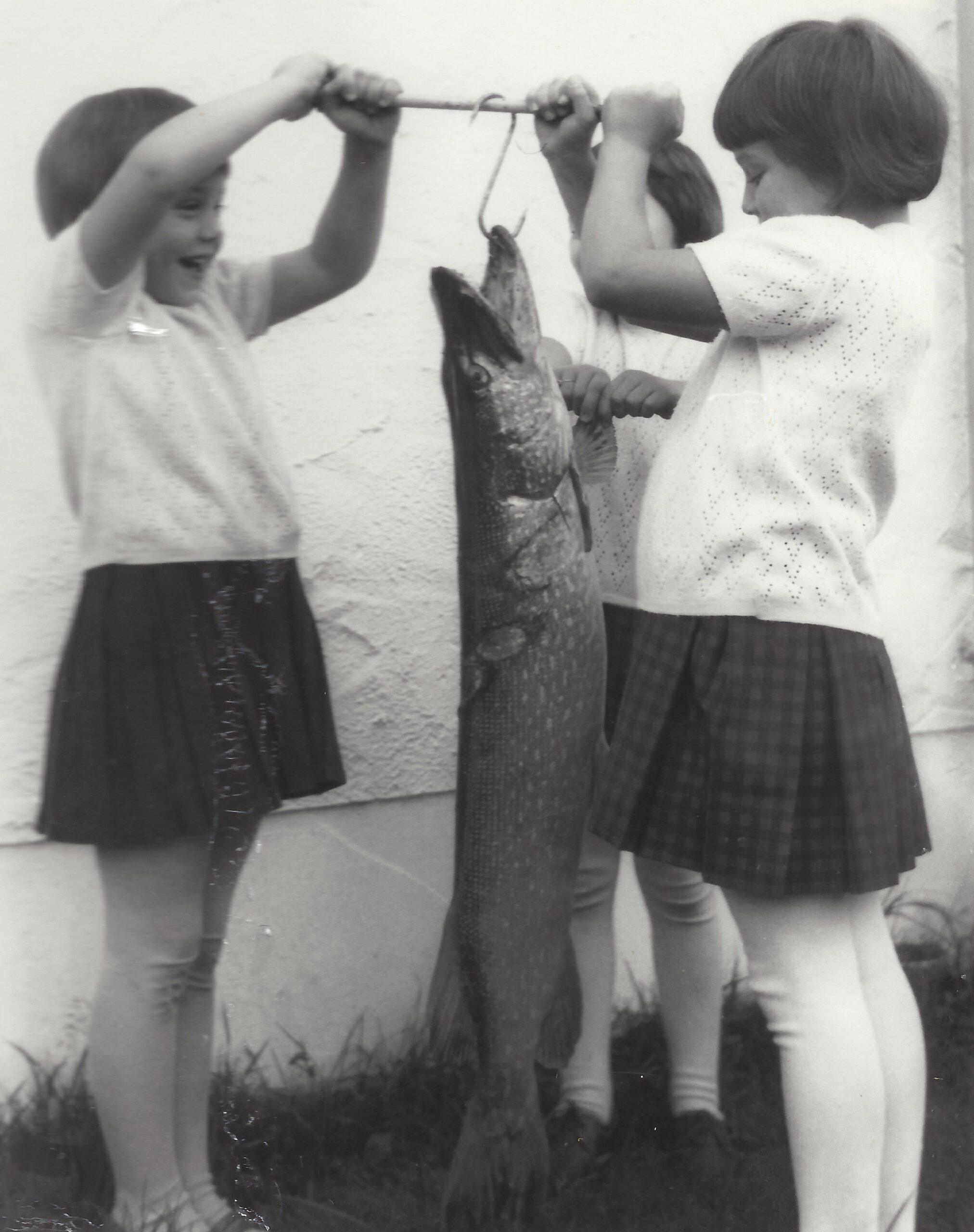5 Haderer Riedlekids Hecht 1968