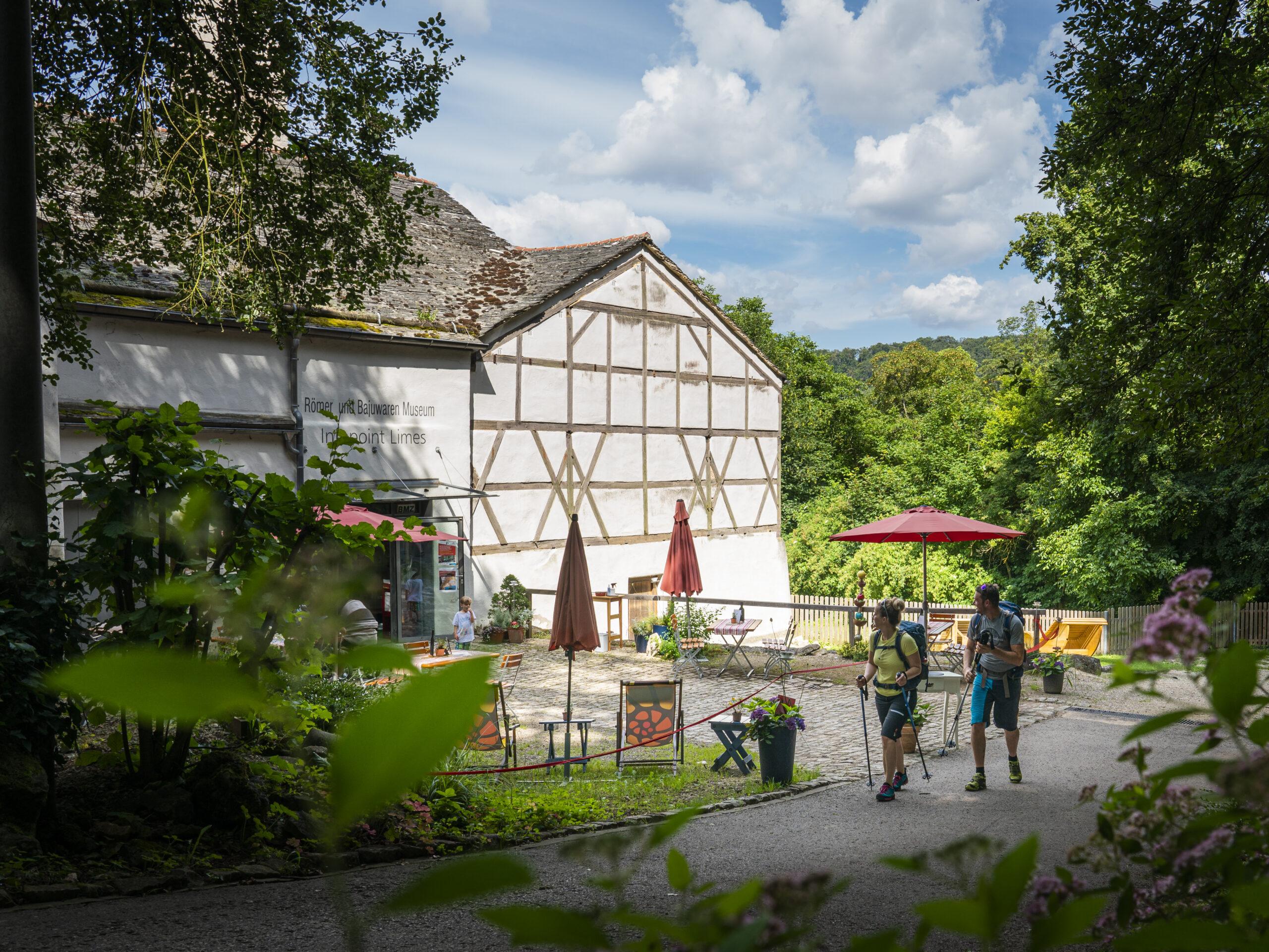 Römer- und Bajuwarenmuseum
